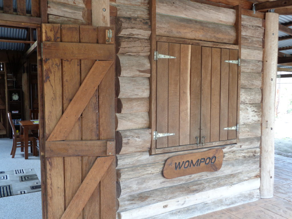 Wompoo Cabin Byfield