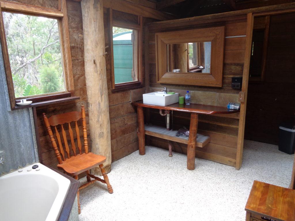 Cabins Byfield