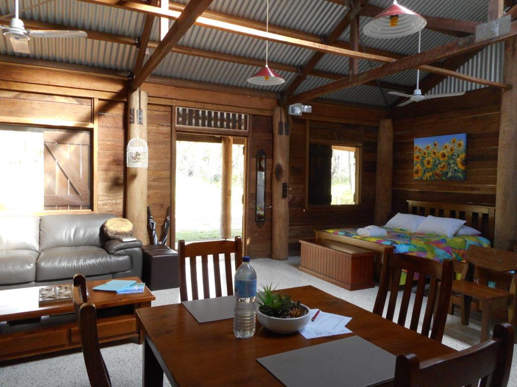 Byfield Cabins Interior