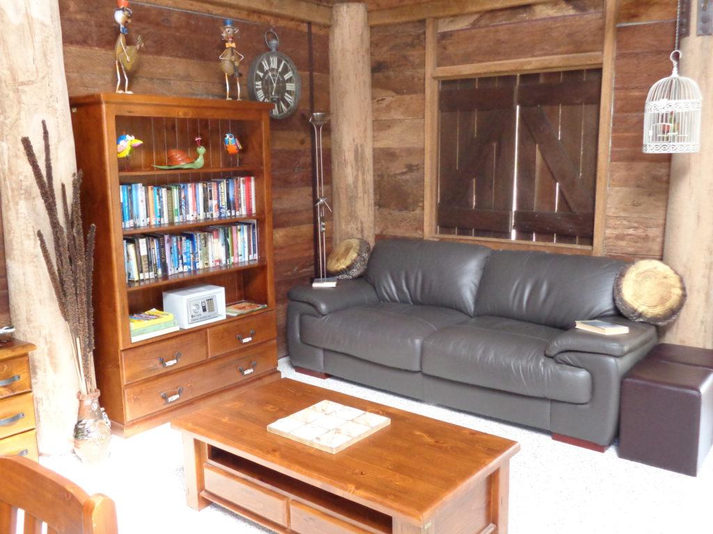 Interior Wompoo Cabin