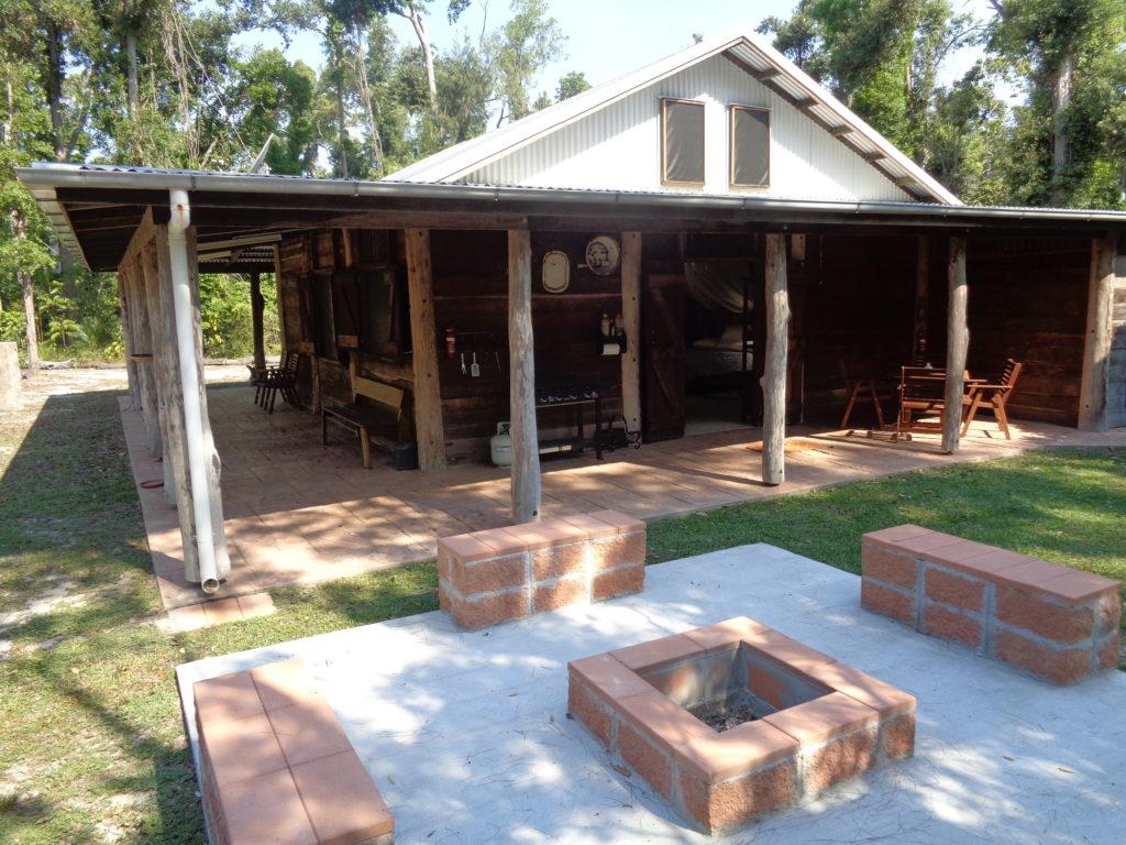 Byfield cabins